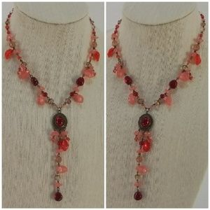 Jewelry - Multi Color Beaded Necklace.